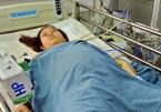 15 bác sĩ của năm khoa được huy động cứu cô gái gặp tai nạn nguy kịch