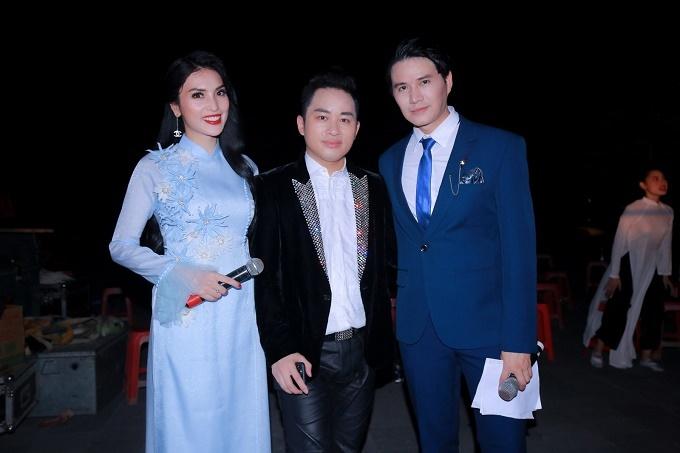 MC Huyền Sâm: Luôn nhiều xúc cảm trên sân khấu 'Ngã ba Đồng Lộc'