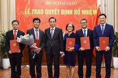 Trao quyết định cho chuyên gia được đề cử trọng tài viên, hòa giải viên theo UNCLOS