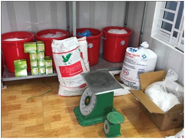 Sản xuất nước yến bằng… mủ trôm, doanh nghiệp bị phạt 236 triệu đồng