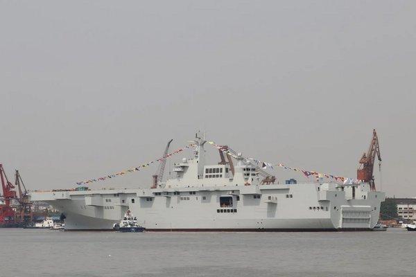 Hé lộ tham vọng đóng nhiều 'tàu sân bay cỡ nhỏ' của Trung Quốc