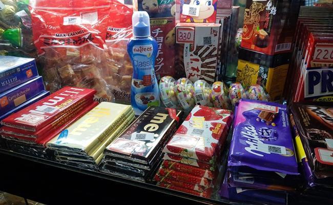 Có gì đặc biệt trong siêu thị Triều Tiên, nơi có bán cả hàng Việt