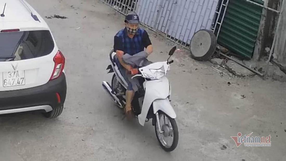 Truy tìm nghi phạm giết người tình giữa đường ở Nghệ An