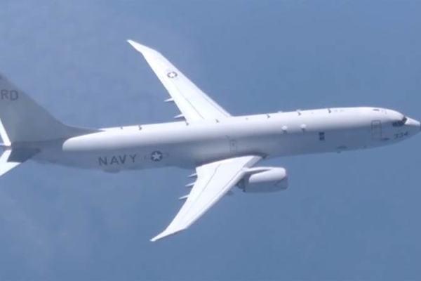 Nga tung video chặn máy bay do thám Mỹ ở Biển Đen