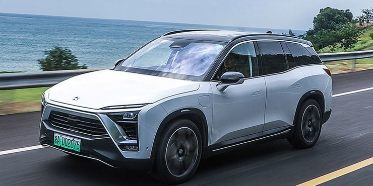 Những mẫu xe sang chảnh của nhà sản xuất Trung Quốc