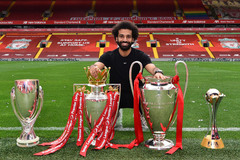 Salah bất mãn Liverpool, Real vung tiền mua gấp