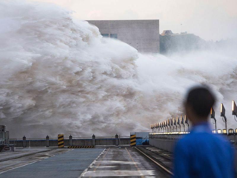 Trận đại hồng thủy tồi tệ nhất đang rình rập Trung Quốc