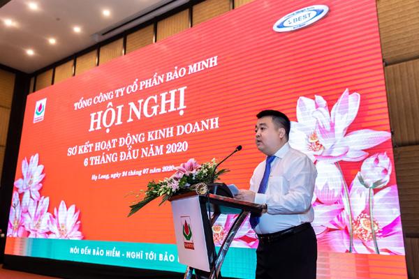 6 tháng đầu năm, Bảo Minh đạt doanh thu 2.381 tỷ đồng