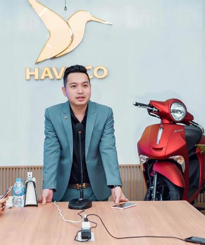 CEO Havyco - doanh nhân mê làm từ thiện