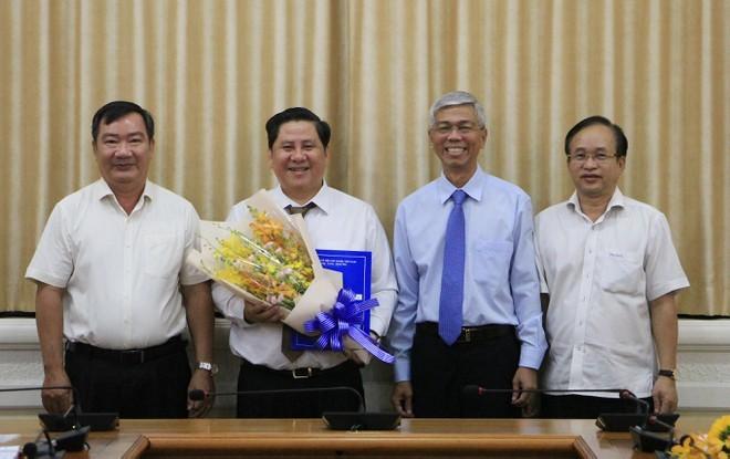 Nhân sự mới TP.HCM, Quảng Ninh