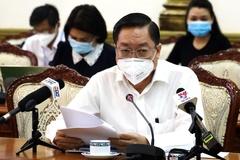 TP.HCM cách ly 28 người tiếp xúc với ca nhiễm Covid-19 người Nhật