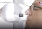 Được trả rất nhiều tiền chỉ để uống nước lọc quanh năm