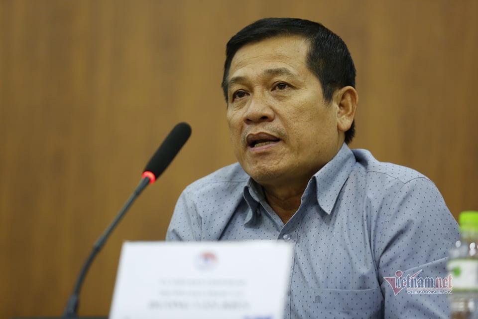 Ông Dương Văn Hiền không từ chức, có giải pháp lạ cứu 'Vua'