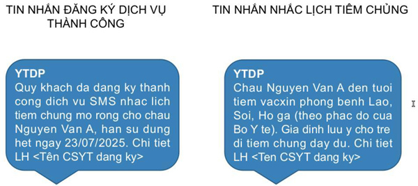 TP.HCM: Ứng dụng CNTT giúp dân tiêm chủng đúng lịch, an toàn