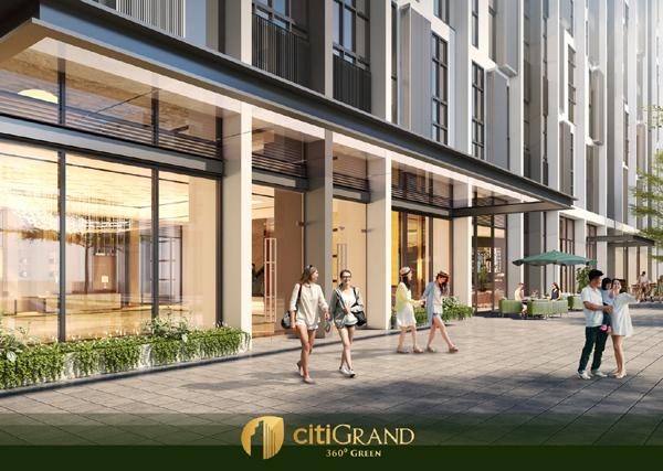 CitiGrand - căn hộ lý tưởng cho gia đình trẻ ở quận 2