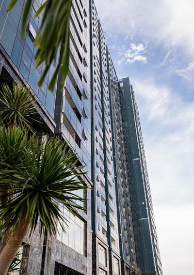 Sắp bàn giao tòa tháp cao cấp đầu tiên của dự án Sunshine City Sài Gòn