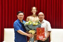Chủ tịch Hội Nông dân TP Hà Nội xin nghỉ hưu trước hai tuổi