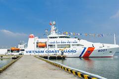 Nhật Bản hỗ trợ Cảnh sát biển Việt Nam đóng 6 tàu tuần tra