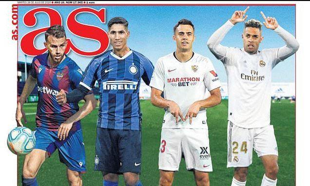 Real Madrid mạnh tay 'thanh trừng' loạt cầu thủ vô dụng