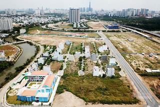 Điều chỉnh quy hoạch ở Thủ Thiêm, dân tái định cư được xây nhà 4 tầng