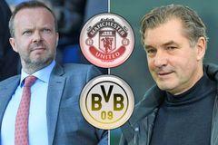 """MU """"chơi ngông"""", đánh cắp sếp chuyển nhượng Dortmund"""