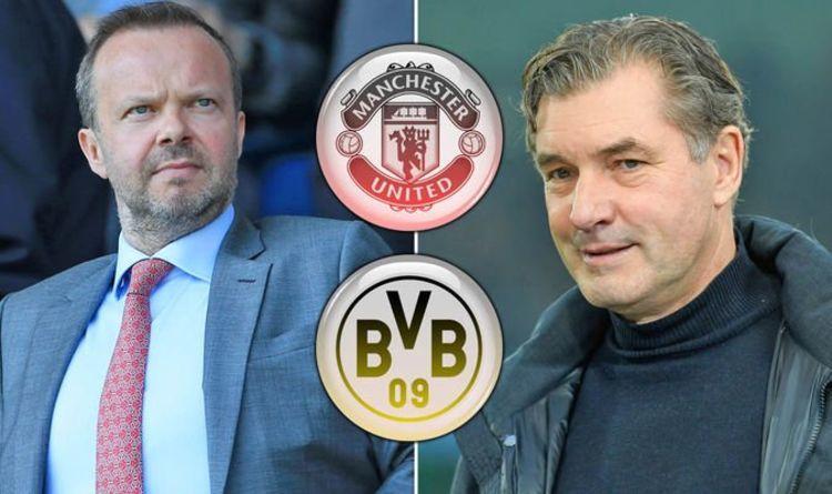 MU 'chơi ngông', đánh cắp sếp chuyển nhượng Dortmund