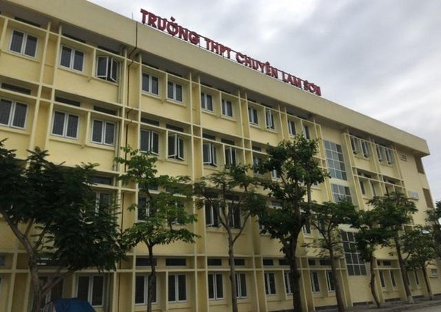 Chuyên Lam Sơn, Lê Khiết, Lương Văn Tụy công bố điểm trúng tuyển lớp 10