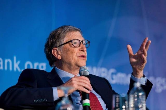 Bill Gates: 'Tin giả lan truyền nhanh hơn tin thật trên mạng xã hội'