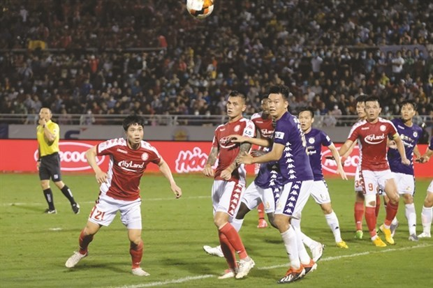 V.League 1 2021 season to finish with no champion and no relegation