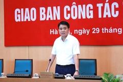 Ông Nguyễn Đức Chung: Khởi động lại toàn bộ hệ thống chống Covid-19