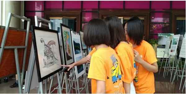 Kids call for protection of wildlife