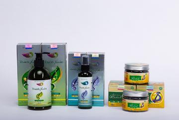 Bộ 3 sản phẩm hỗ trợ dưỡng tóc chắc khỏe từ bên trong