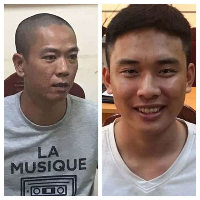 Suspects of bank robbery in Hanoi arrested