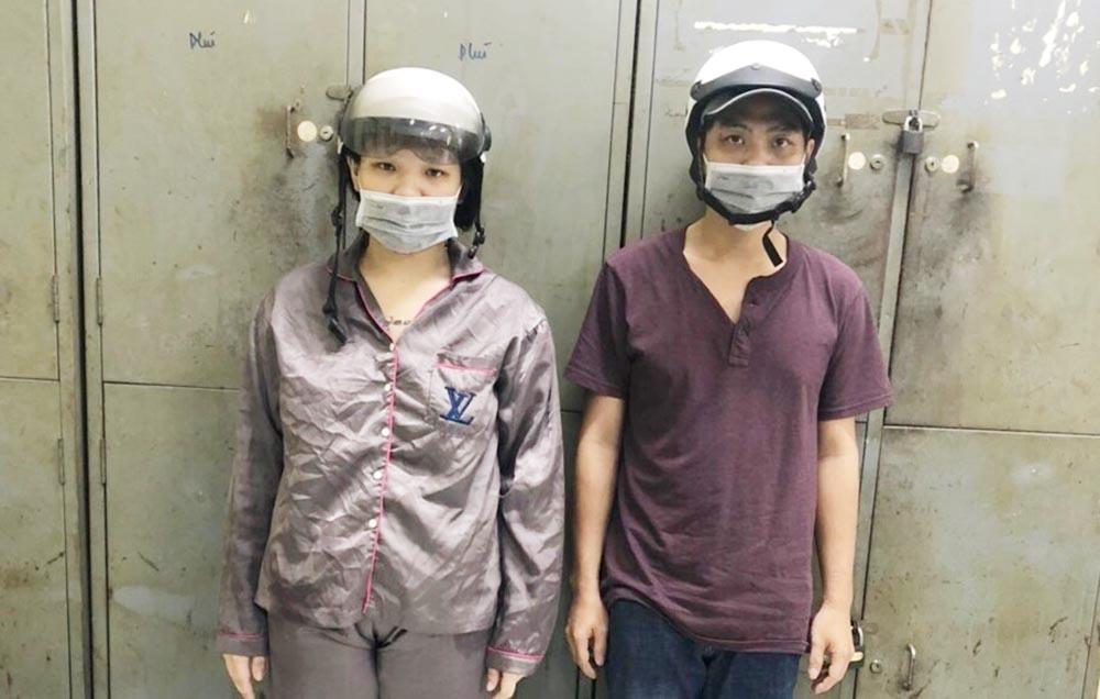 Nhóm gây ra ba vụ cướp cửa hàng tiện lợi ở Sài Gòn sa lưới