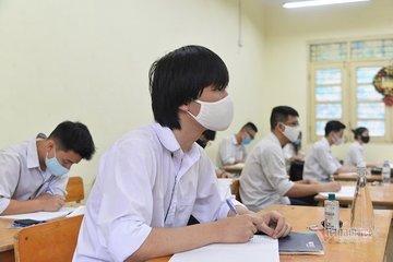 Thí sinh F1 tại Đà Nẵng thi tốt nghiệp THPT riêng