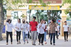 Thủ khoa thi vào lớp 10 ở Nghệ An là nữ sinh trường huyện