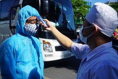 Đà Nẵng thông tin vụ cha bệnh nhân 418 vừa tử vong