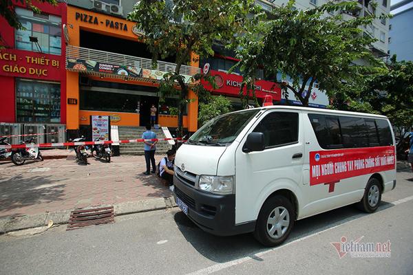 Thông báo khẩn tìm người tới 11 địa điểm ở Hà Nội, TP.HCM, Quảng Nam