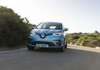 Renault tặng xe điện miễn phí cho cả thị trấn ở Pháp