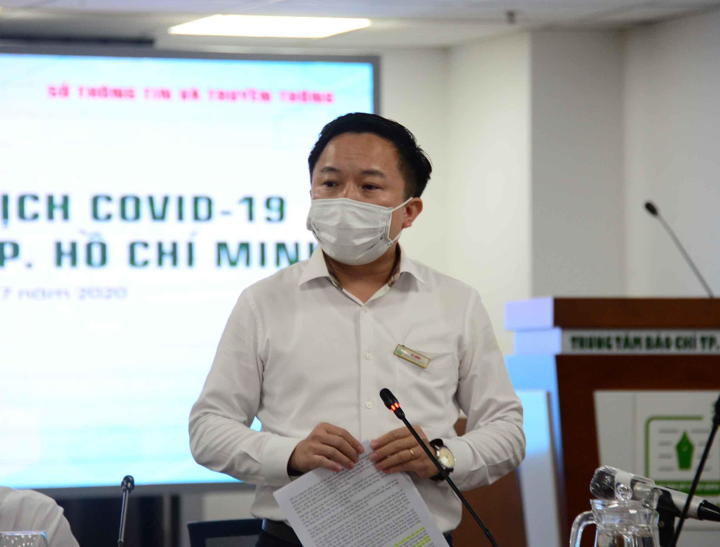 Lý do không phong tỏa bệnh viện Chợ Rẫy dù có bệnh nhân Covid-19