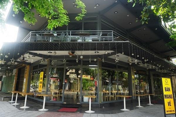 Cửa hàng ăn uống ở Đà Nẵng dừng bán qua mạng, bán mang về từ chiều 30/7