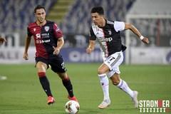 Ronaldo bất lực, Juventus thua trắng vòng áp chót