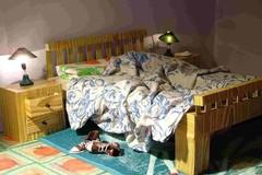 Điểm huyệt lỗi phong thuỷ phòng ngủ nhiều người phạm phải cần sửa ngay
