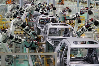 Ôtô nhập khẩu chuyển về Việt Nam lắp ráp, ngược dòng đón ưu đãi lớn
