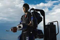 Video Mỹ thử nghiệm bộ khung máy 'siêu chiến binh'