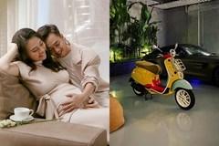 Chiếc xe máy đầu tiên xuất hiện trong gara của vợ chồng Cường Đô La giá bao nhiêu?