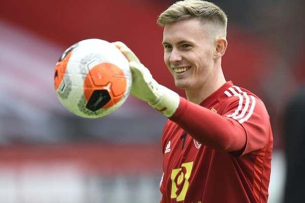 MU đổi Van de Beek, Tottenham chọn Dean Henderson