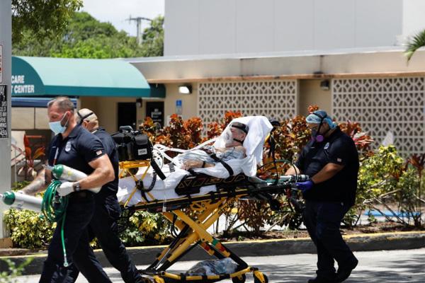 Mỗi phút lại có một người tử vong vì Covid-19 ở Mỹ