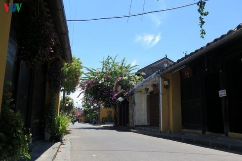 Social distancing imposed on UNESCO-recognised Hoi An