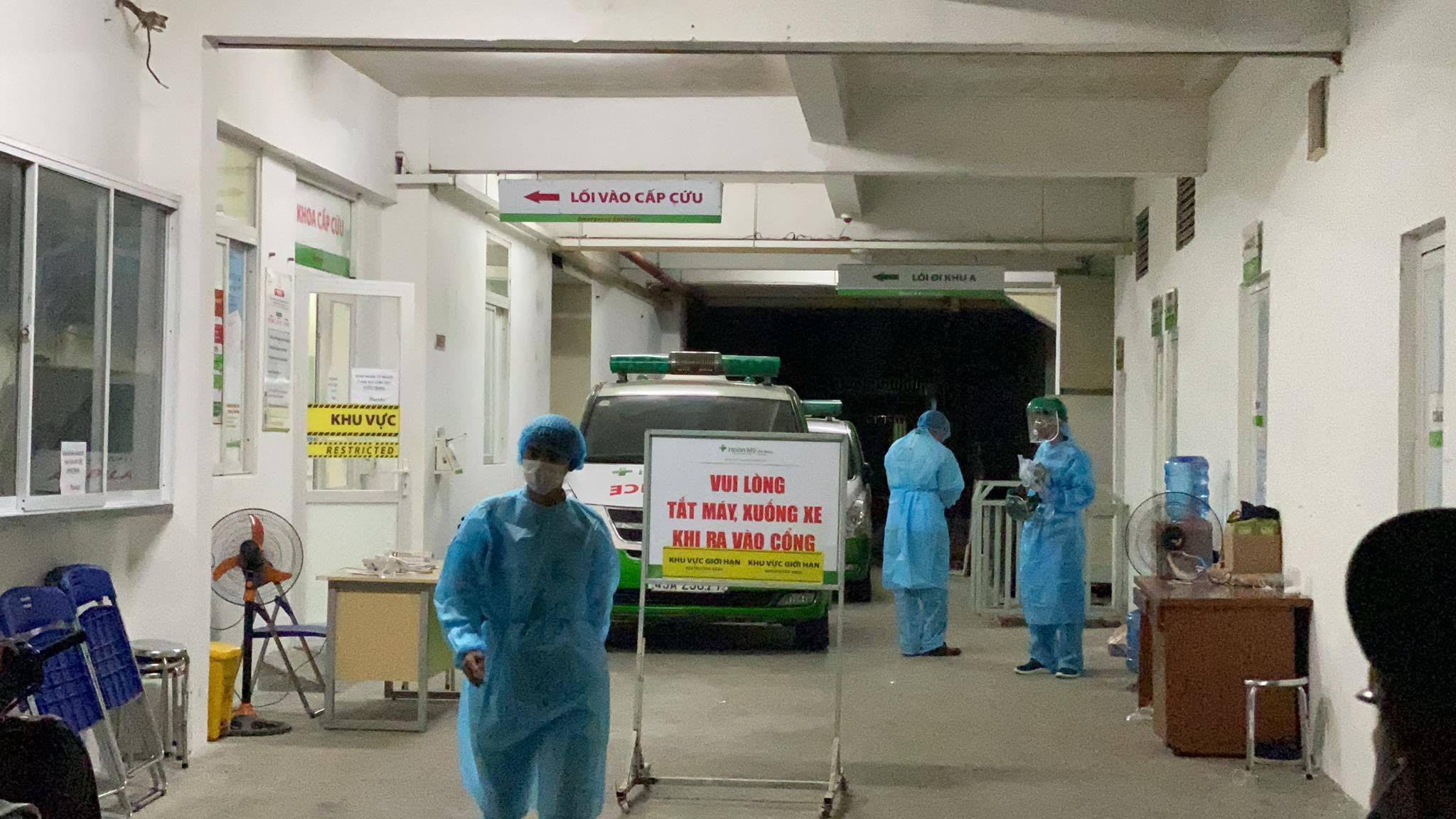 Lịch trình di chuyển ở Đà Nẵng của 8 bệnh nhân Covid-19 mới công bố